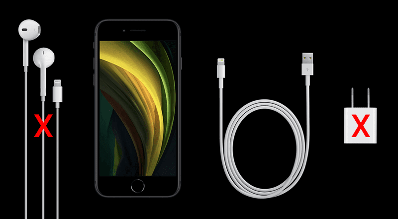 Report: Older iPhones will not come with in-box power bricks too!