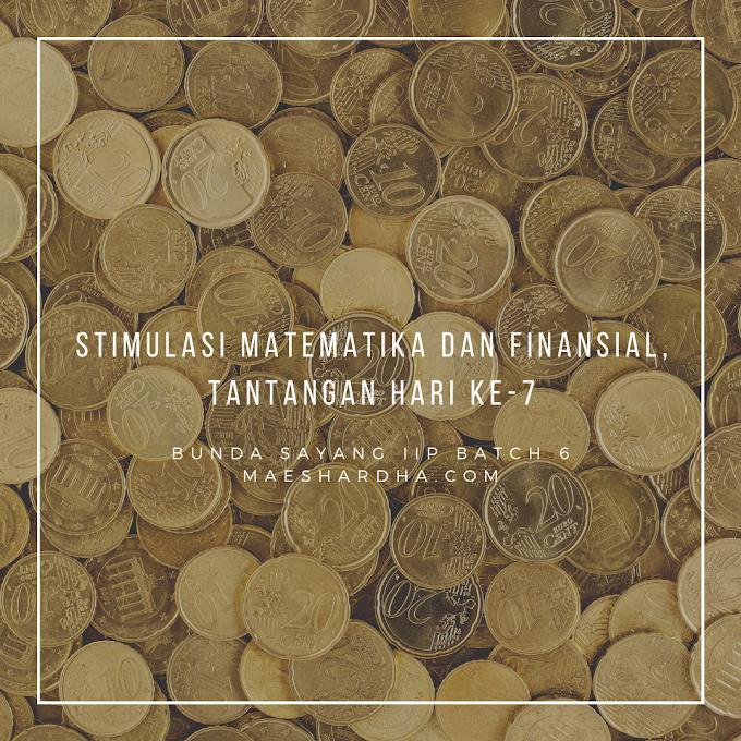 Stimulasi Matematika dan Finansial, Tantangan Hari Ke-7