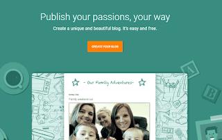 Cara Praktis Membuat Blog (Gratis) kurang dari 30 Menit