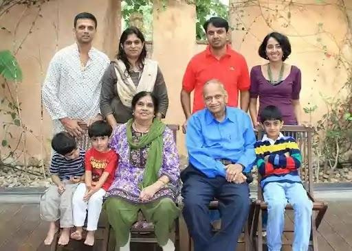 Rahul dravid biography in Hindi   Net worth, career, education, wife, records