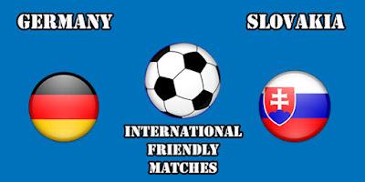 اهداف مباراة المانيا وسلوفاكيا اليوم الاحد 29 مايو 2016 وملخص كورة يوتيوب نتيجة لقاء المانشافت الدولي الودي