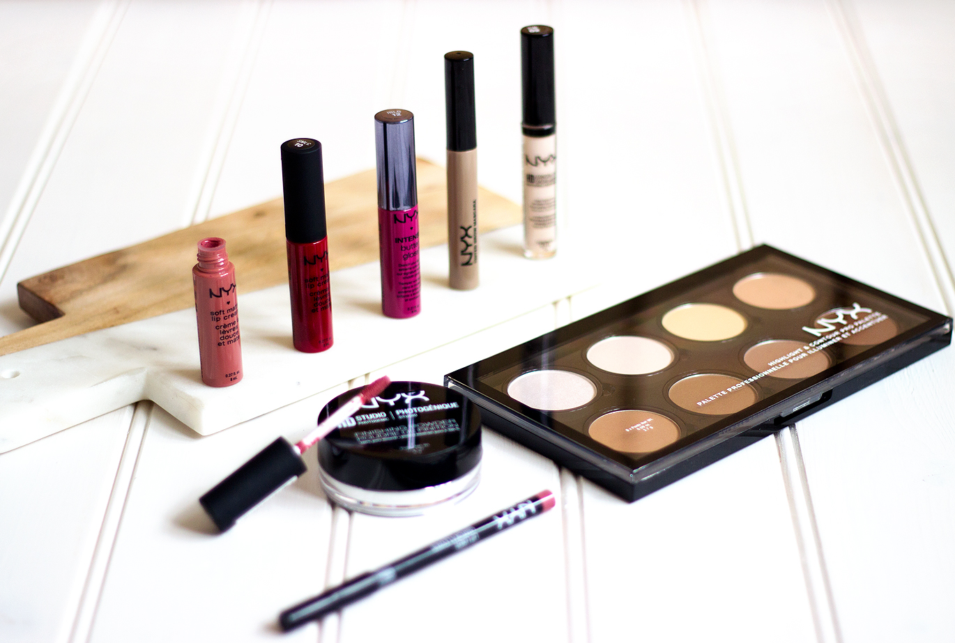 Brand Focus: My Top NYX Picks