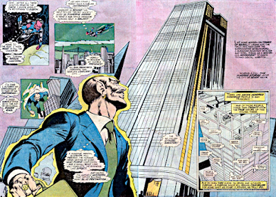 The Secret Society of Super-Villains #1, Sinestro arrives