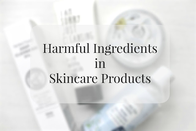 Harmful Ingredients in Skincare Products