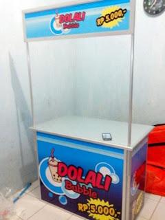 Jenis-jenis Booth Portable di malang dan batu