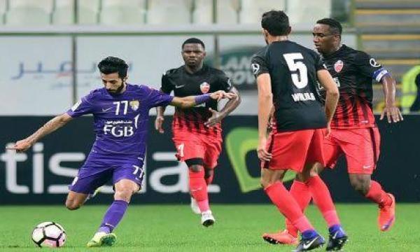 مشاهدة مباراة العين وشباب الأهلي بث مباشر اليوم 23-10-2020 دوري الخليج العربي