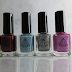 Prism Polish Uk, 4 Nail Polishes -  Swatch & Review
