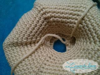 L'accroche laine - Beigne