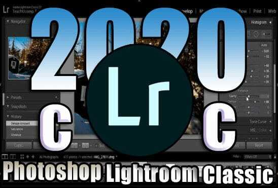تحميل وتفعيل برنامج Adobe Photoshop Lightroom Classic 2020 v9.3.0.10 اخر اصدار