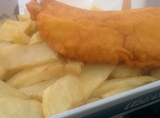 Gluten Free Fish and Chips from Shakey Shakey