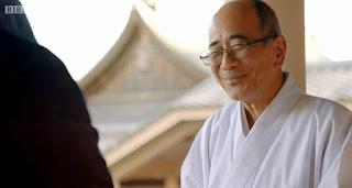 Tomotaka Nishimura, a priest