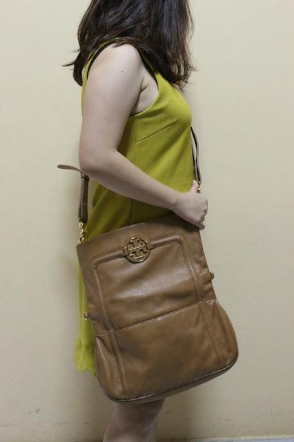 Tas Second Wishopp  3 WAYS USED TAS TORY BURCH SLING BAG AUTHENTIC ... 4a56419b73