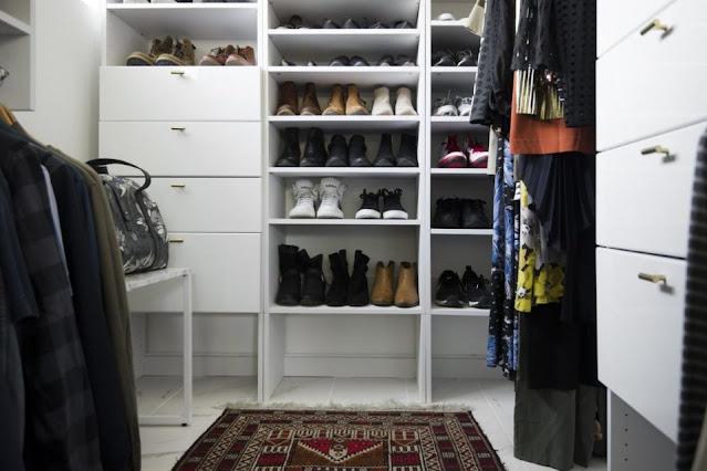 Modular Closets keeps things organized