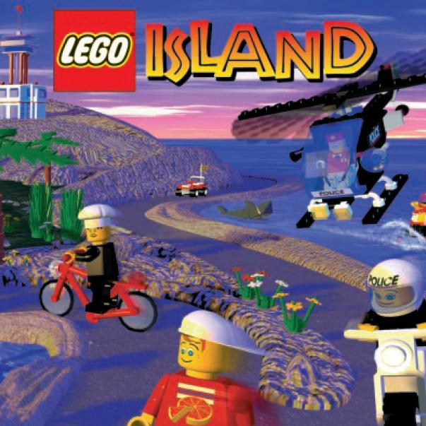 تحميل لعبة جزيرة ليجو - Lego Island