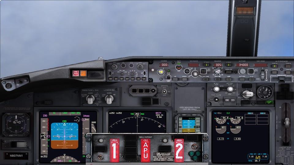 The Pretend Flyer: Mini-Review: PMDG 737 NGX