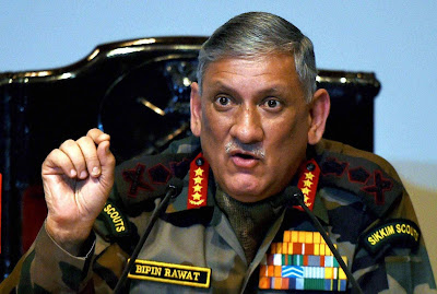 Panel to prepare blue print of constitution of Chief of Defense Staff, General Rawat may be the first CDS, india today news