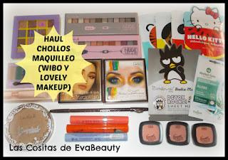 #haul #compras #chollos #ofertas #rebajas #makeup #maquillaje #blogdebelleza #wibo #lovelymakeup #Maquilleo