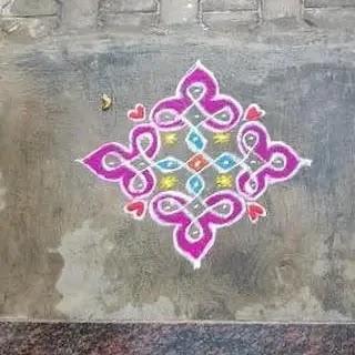 Makar-Sankranthi-Special-Rangoli-design