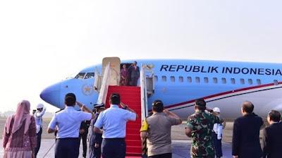 Presiden Jokowi Terbang ke Bangkok Menghadiri KTT ASEAN ke-34