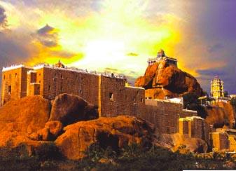 రాక్ ఫోర్ట్ టెంపుల్ తమిళనాడు పూర్తి వివరాలు Rock Fort Temple Tamil Nadu Full Details
