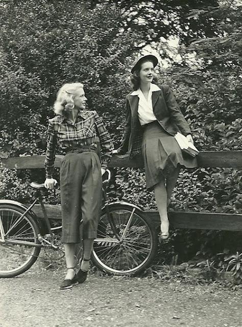 Moda dos anos 40