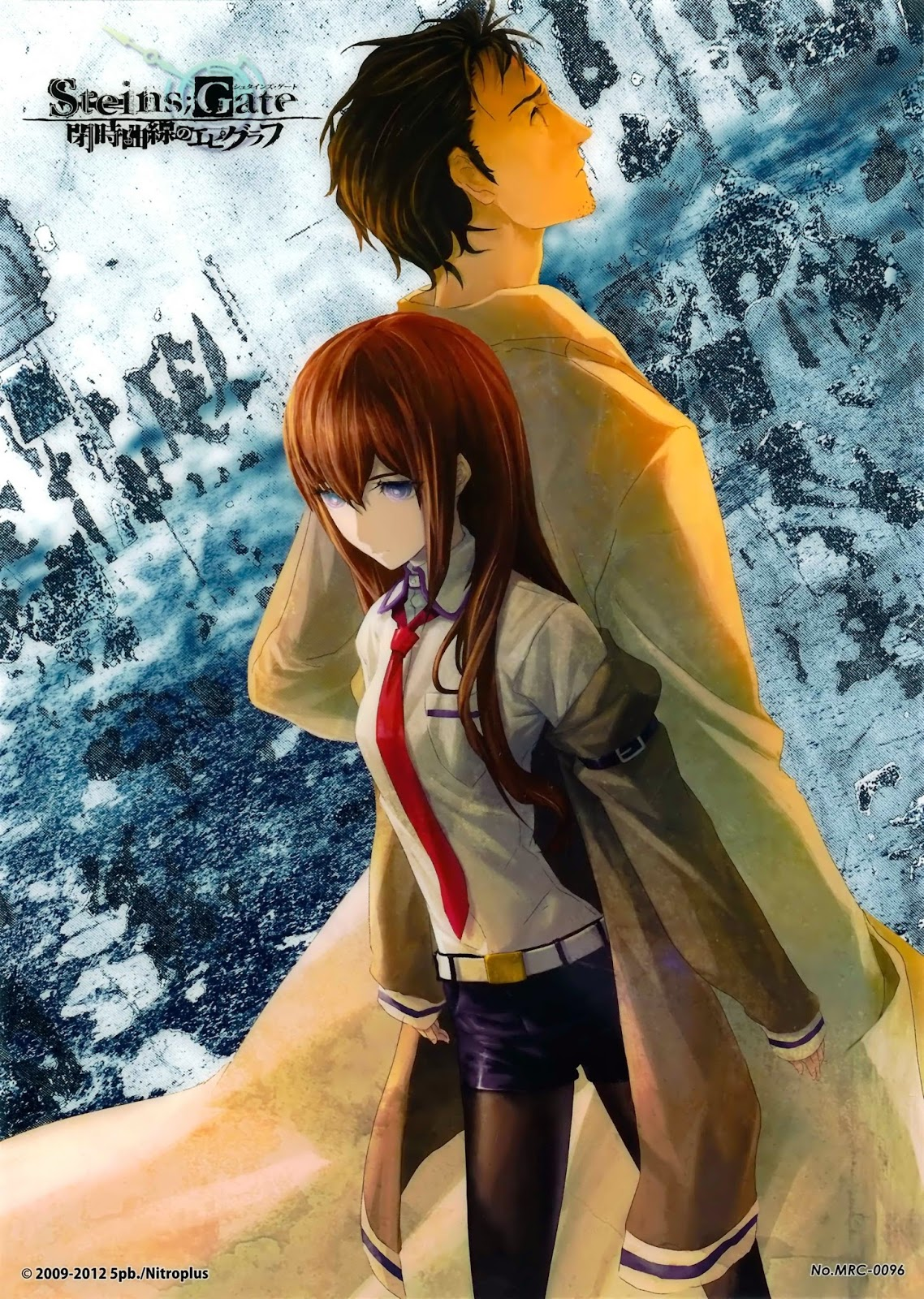 anime review steins gate hsmedianerd book anime and movie reviews