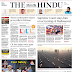 The Hindu News ePaper 19th Jan 2018 Download PDF Online Free