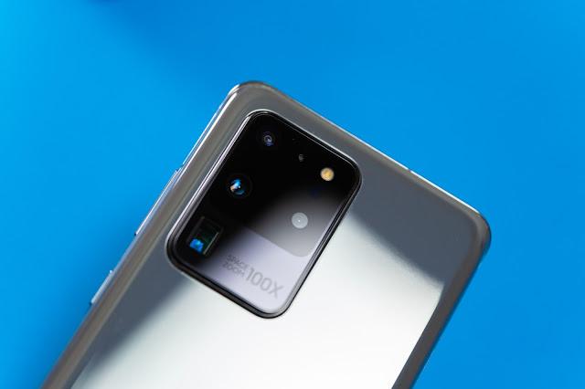 Ukuran Baterai Galaxy Note 20+ Lebih Kecil dari S20 Ultra?