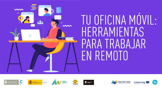 Webinar de Francis Ortiz - Tu oficina Móvil, heramientas para trabajo remoto
