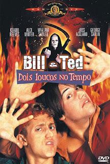 Bill e Ted: Dois Loucos No Tempo - BDRip Dual Áudio