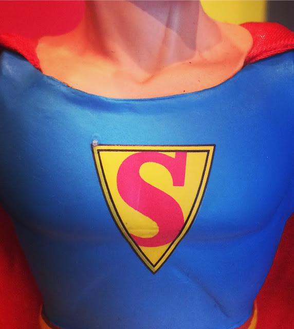 DC Direct Superman 1st Appearance figure