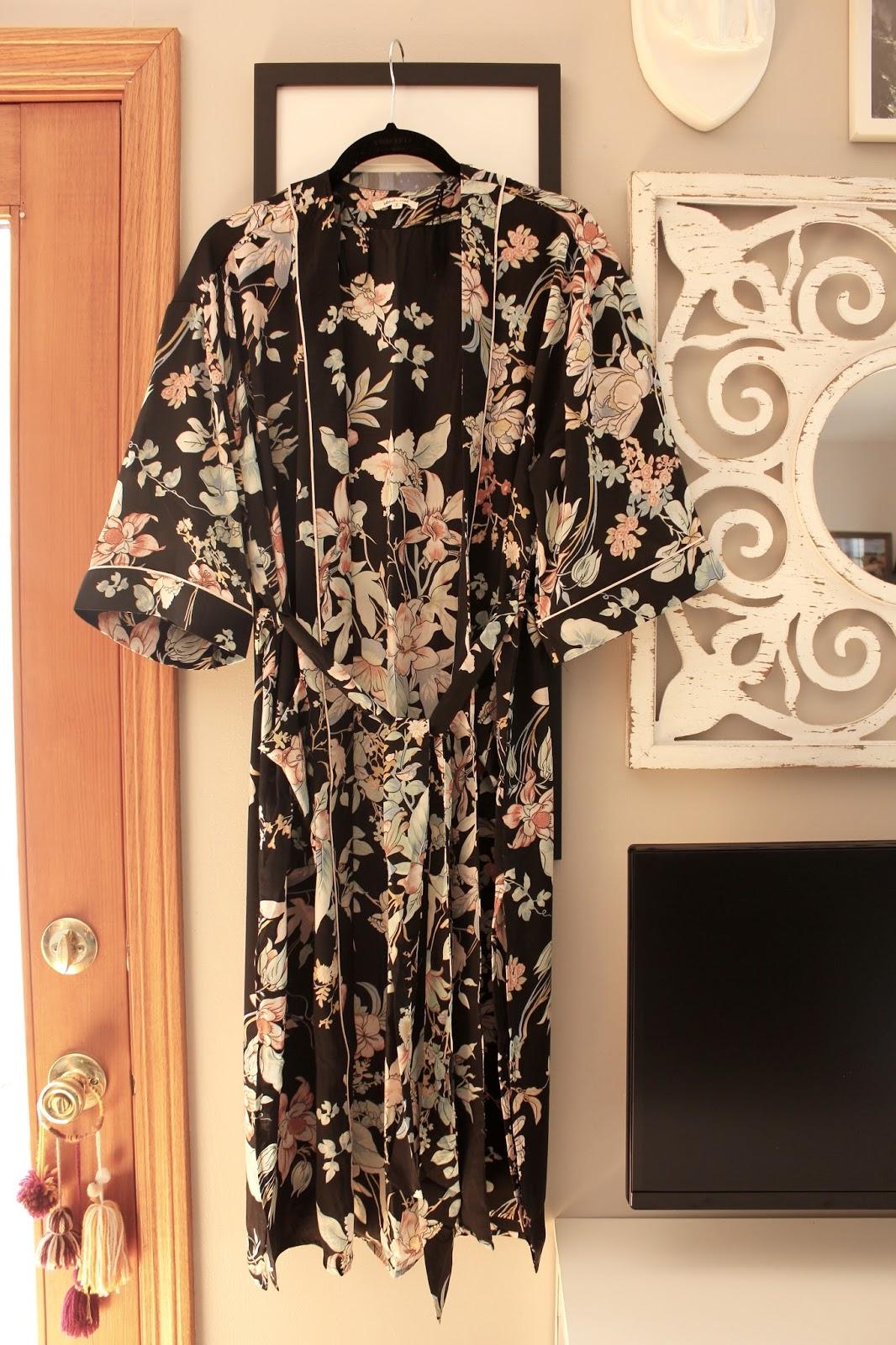 Ciel Kimono Robe