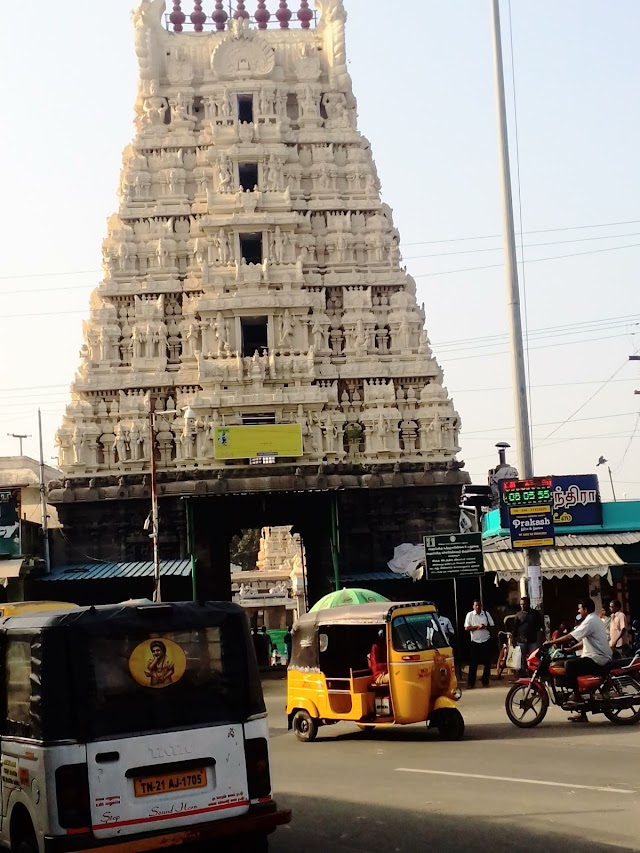 Tour to kanchipuram