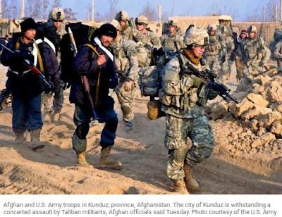 US troops 'to leave Afghanistan by 11 September'