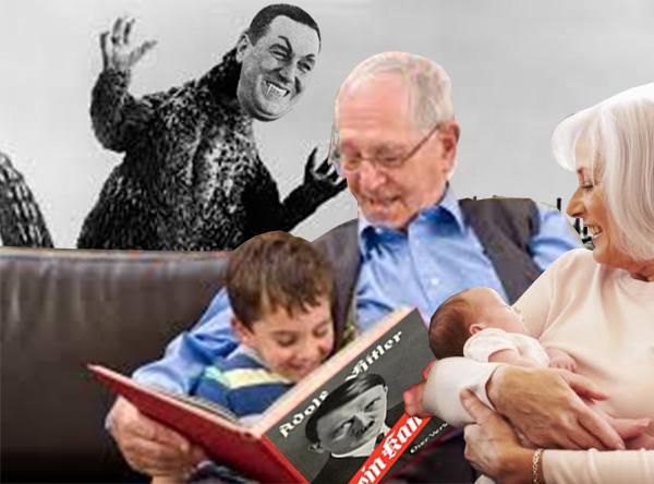 Preocupación: los niños que no pueden ver a sus abuelos hace tres meses empiezan a dudar que la yegua se haya robado todo, que el peronismo sea un cáncer y que Nisman haya sido asesinado https://bit.ly/2Y3uOUI