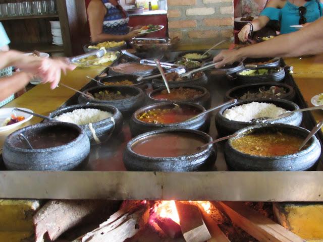 Melhor restaurante de comida mineira em Tiradentes - MG
