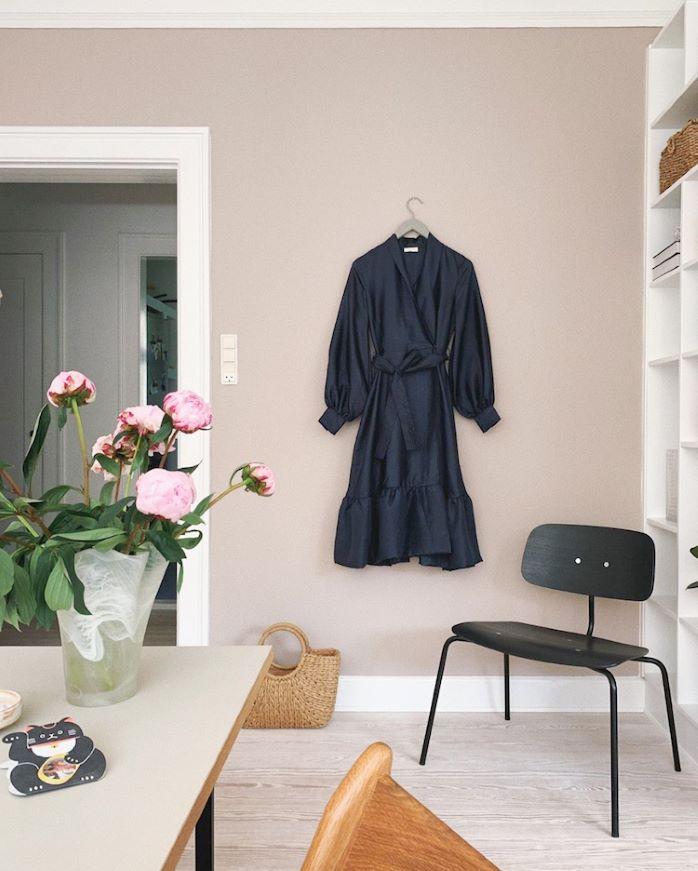 An Art-Filled Apartment in Denmark- design addict mom