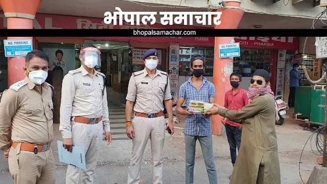 BHOPAL में आबकारी विभाग कोरोना पीड़ितों के खाने-पीने का इंतजाम करेगा