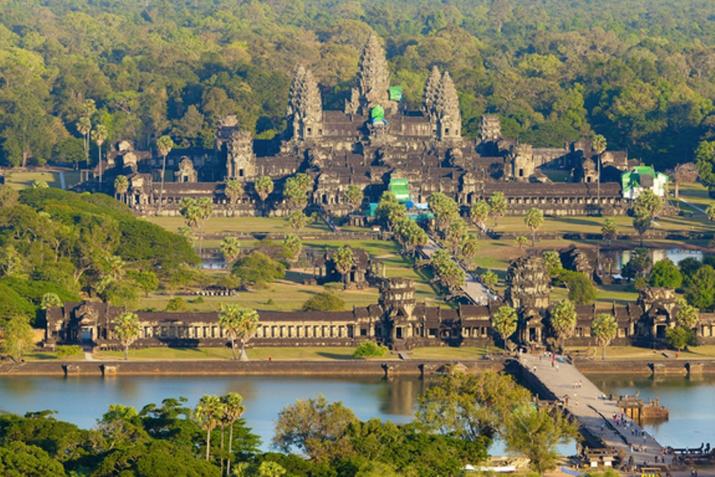 Angkor Wat Siem Reap Top Cambodia Tourist Attractions Countpedia – Cambodia Tourist Attractions Map