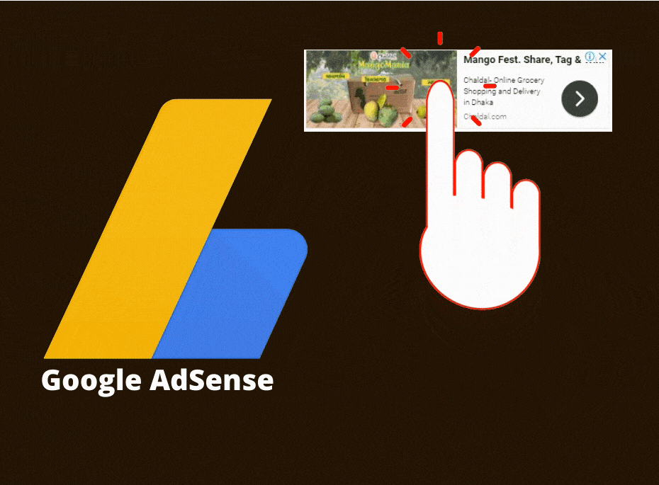 AdSense Invalid Click