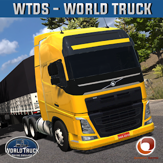 افضل لعبة محاكات القيادة الشاحنات World Truck للاندرويد
