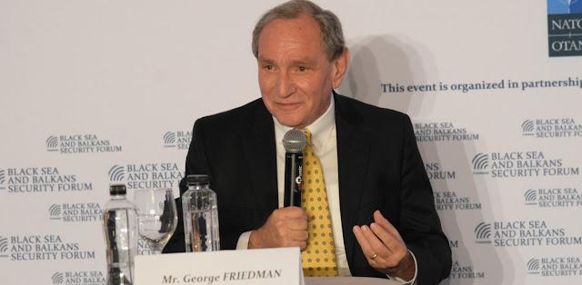 Απαντήσεις στον Τζορτζ Φρίντμαν για την Τουρκία
