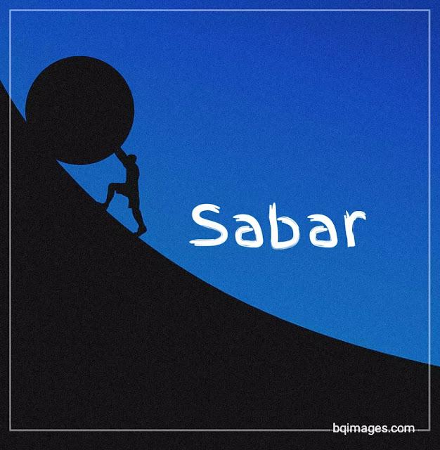 Sabar word pics
