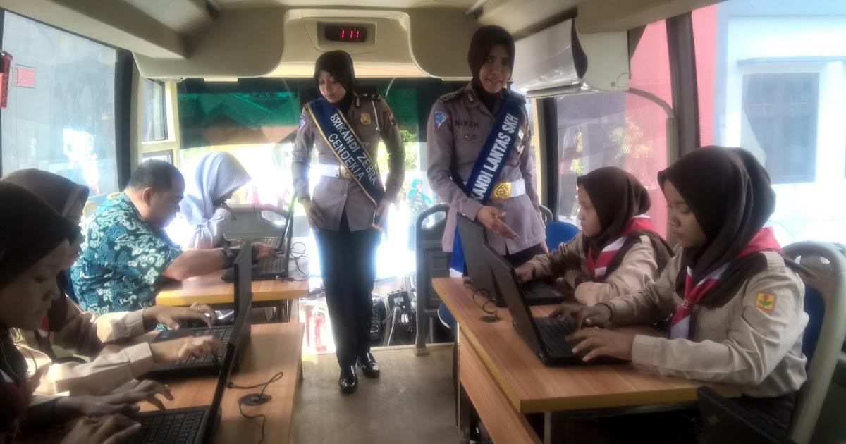 Tekan Laka Remaja Bawah Umur, Polda Jateng Turunkan Bus