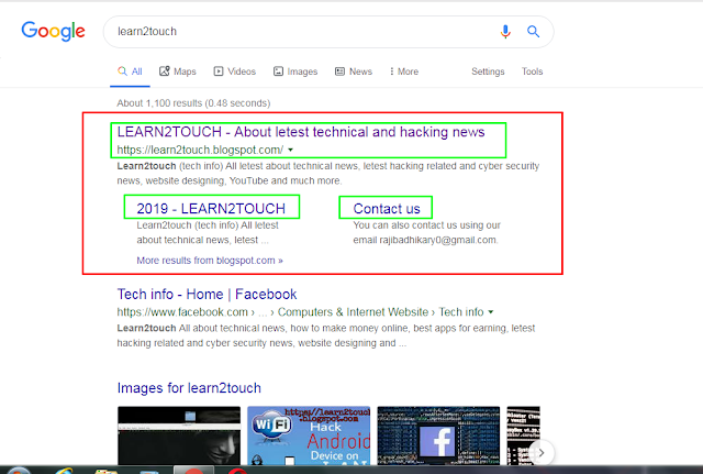 how to make my blog appear first in google search