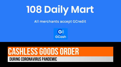 LIST: 108 Daily Mart branches that Accept GCash Credits