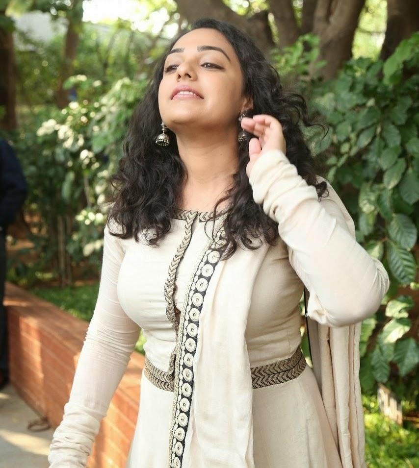 Nithya Menon Latest Photo Shoot Images At Ok Kanmani