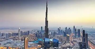 معالم سياحية في دبي