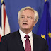 Cabinet divided as Davis heads to Brussels for four days of Brexit talks