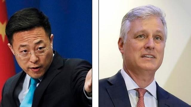 La Cina accusa i militari statunitensi di diffondere il coronavirus